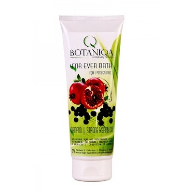 Botaniqa For Ever Bath Shampoo 250 ml