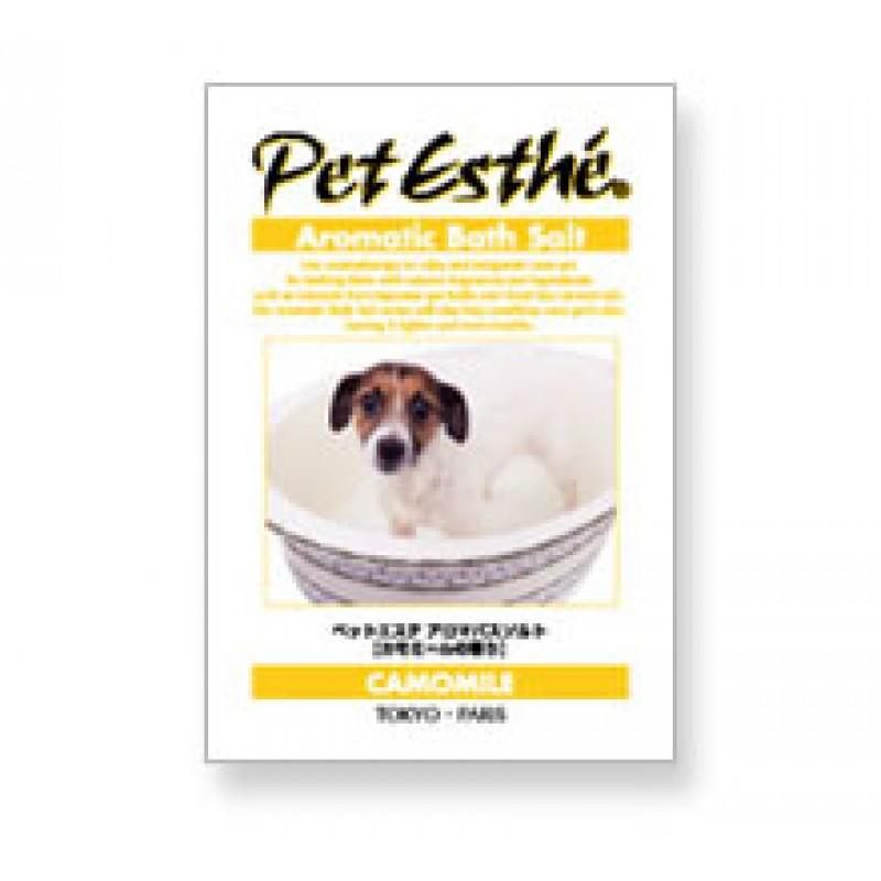 Pet Esthé Aromatisk Badesalt - Kamille duft