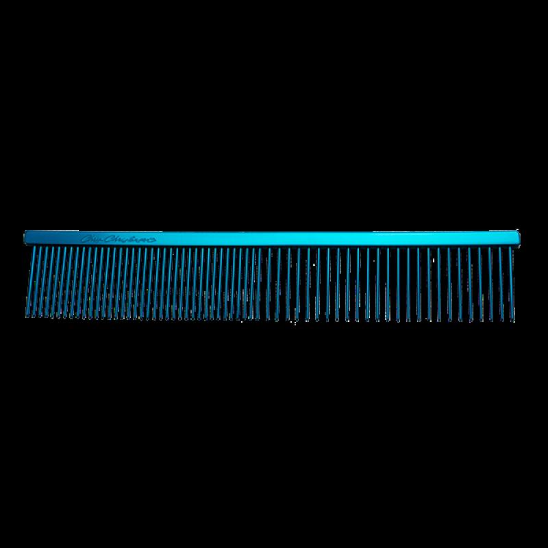 Chris Christensen Buttercomb 000 (Smør Kam) Blue