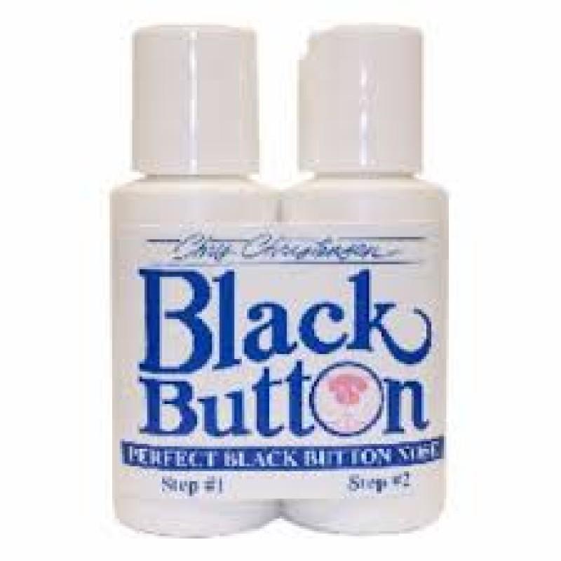 Chris Christensen Black Button