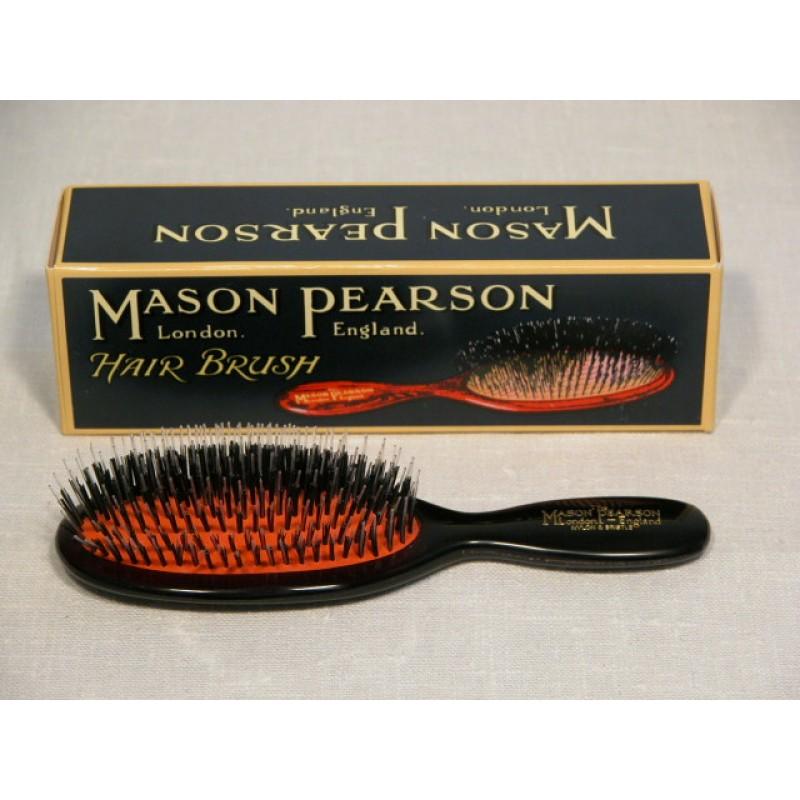 Mason Pearson Pocket MIX Brun
