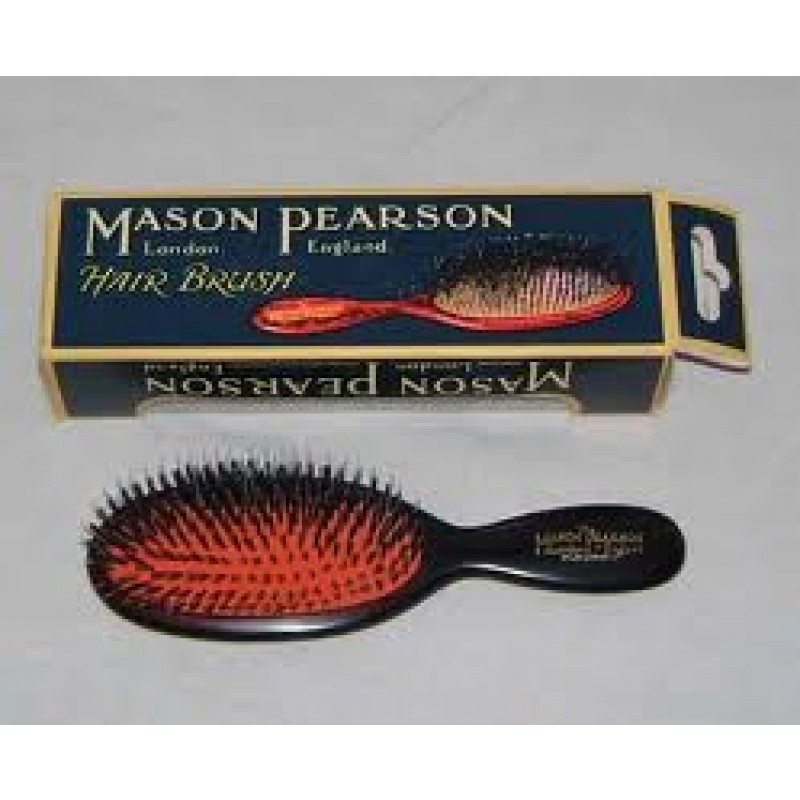 Mason Pearson, Pocket, Pure bristle (rene svinebørster)