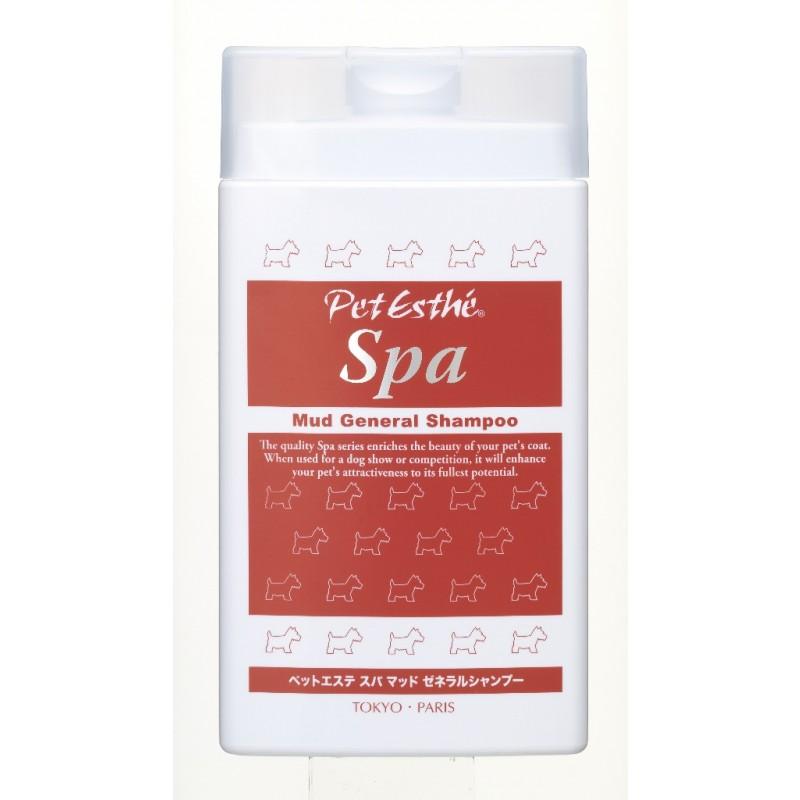 Pet Esthé Spa Mud General Shampoo 350ml