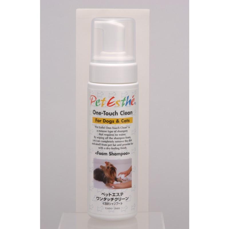 Pet Esthé One-Touch (Foam Shampoo)