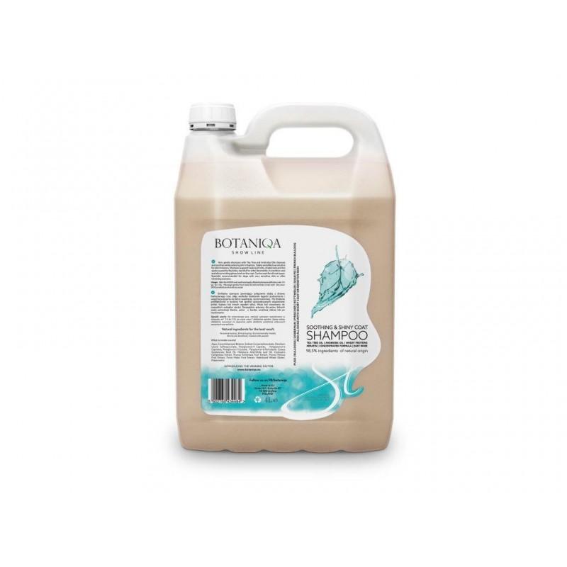 Botaniqa Sooting & Shiny Coat Shampoo 4 liter
