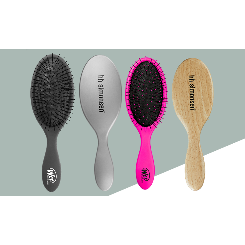 HH Simonsen - Wet Brush Pink