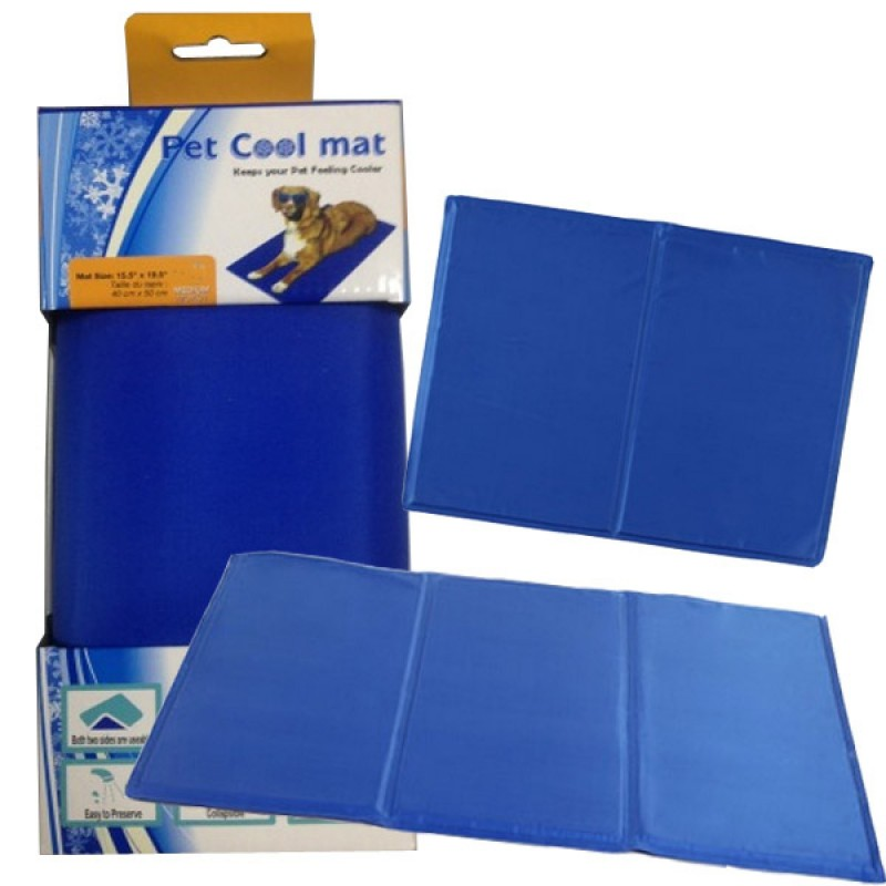 Pet Cool Mat - Kølemåtte str 50 x 90 cm