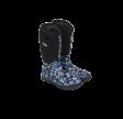 Neopren-gummistøvler med højt skaft, dame