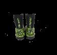 Neopren-gummistøvler med lavt skaft, dame